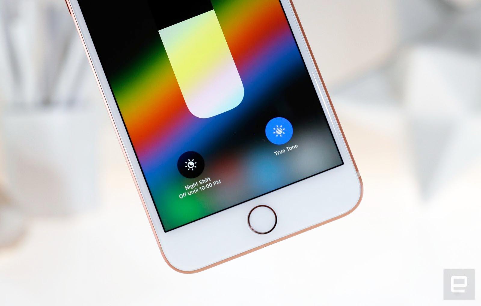 iPhone 8 True Tone