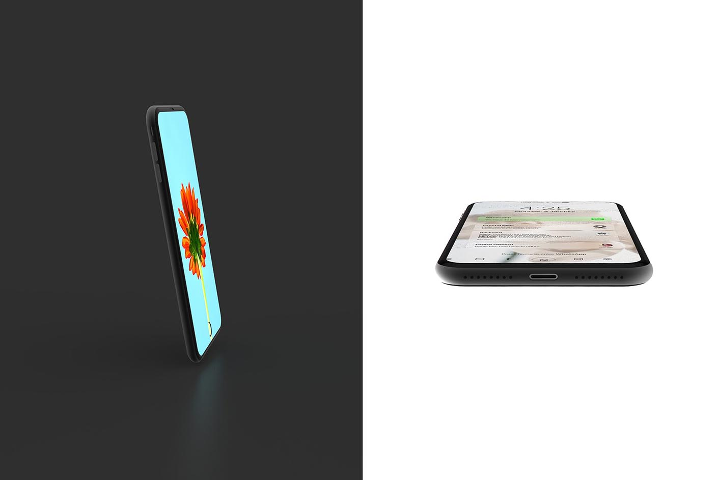 Concept iPhone 8 Touch Bar