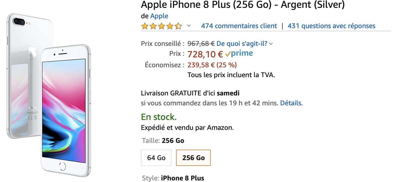iPhone 8 Plus Amazon