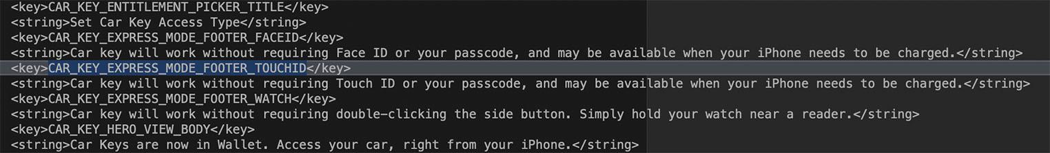 iPhone 9 référence iOS 13.4.5
