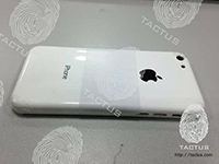 iPhone low cost blanc