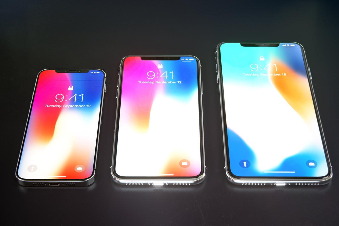 Concept iPhone SE Face ID