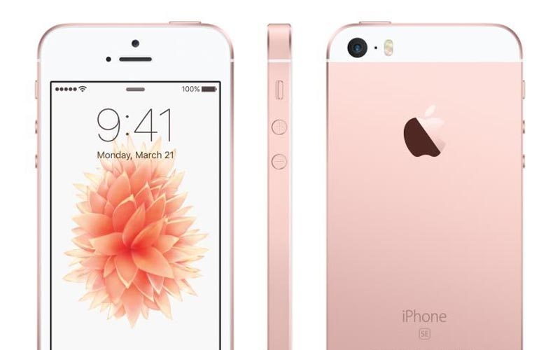 Consomac   Un iPhone SE or rose de 32 Go à 285,99 € 330e22ae3e7e