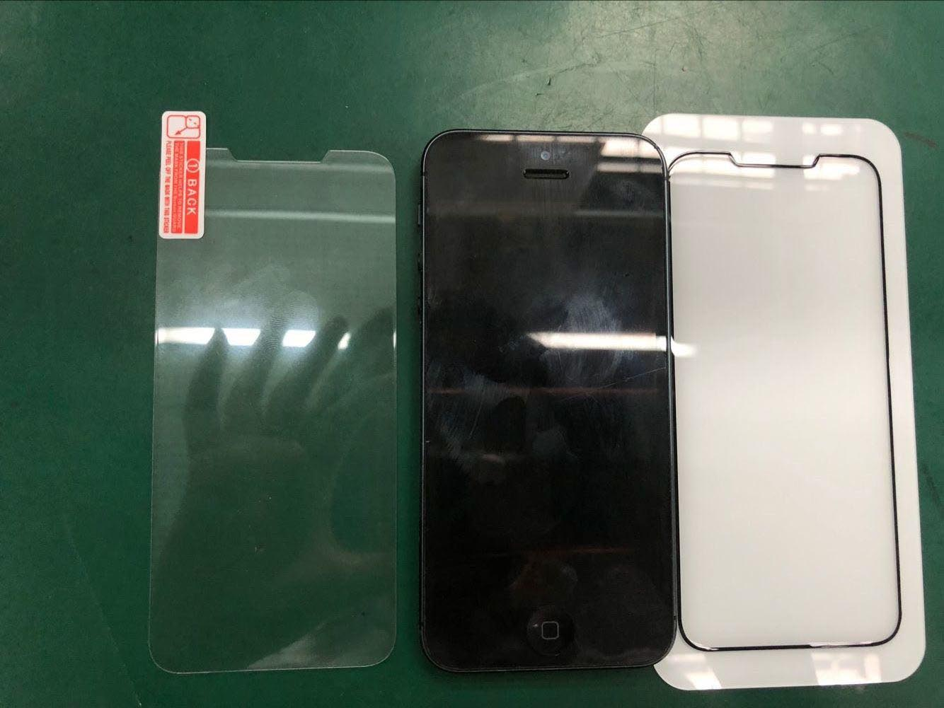 iPhone SE 2 fuite encoche