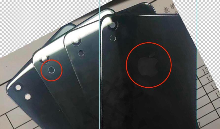 iPhone SE 2 fake
