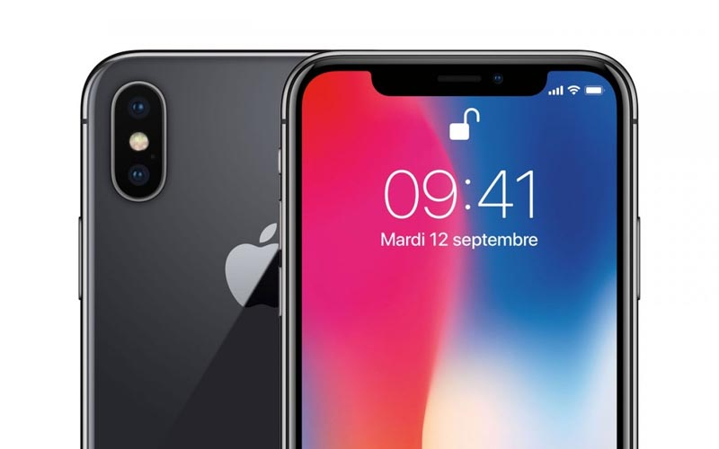 Des iPhone X de 256 Go à 944,05 €