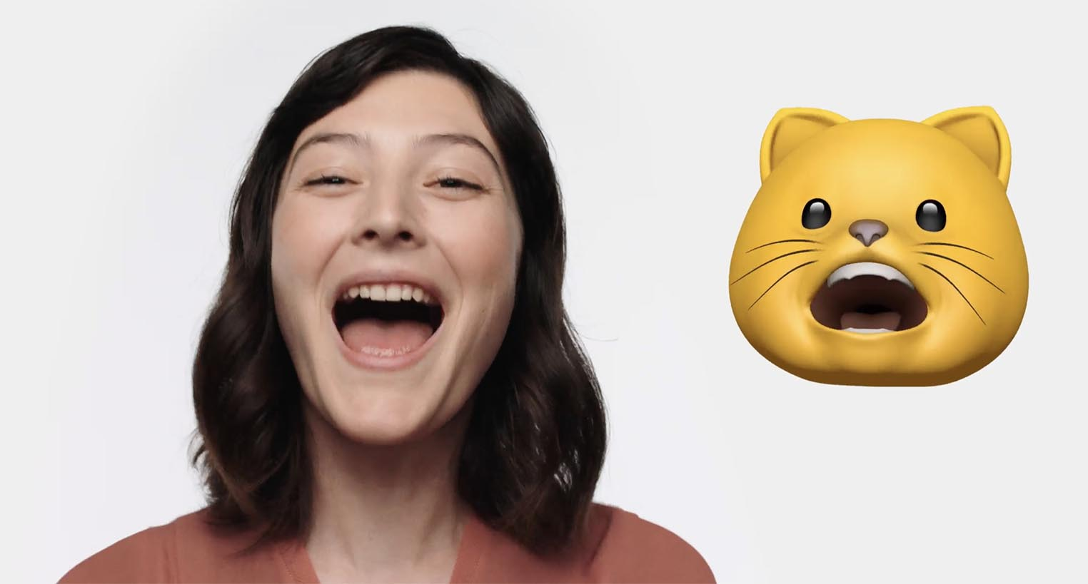 iPhone X animojis