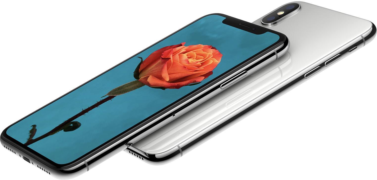 iPhone X appareil photo
