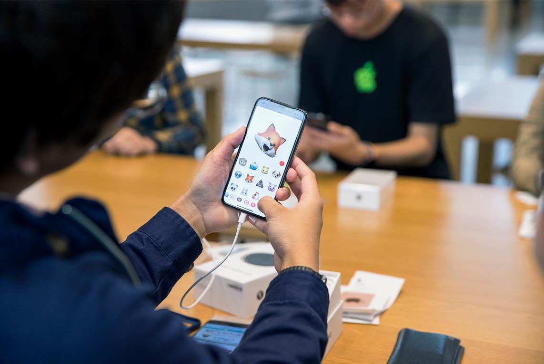 iPhone X disponible