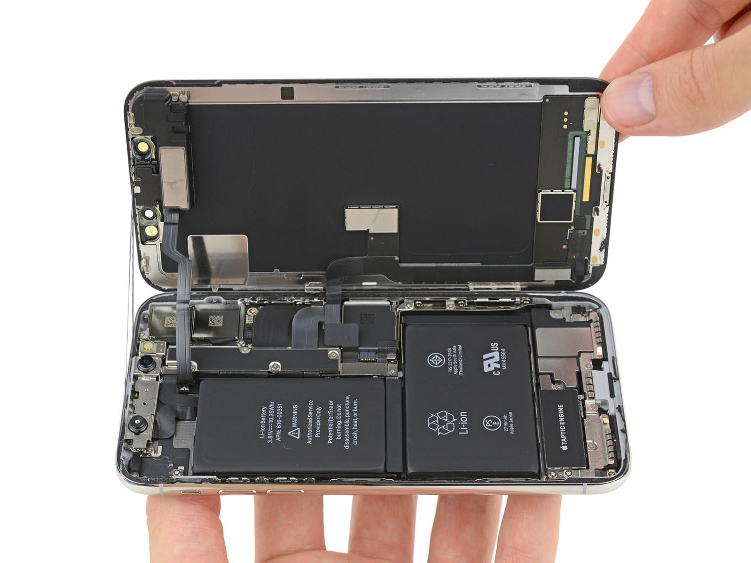 iPhone X batterie L