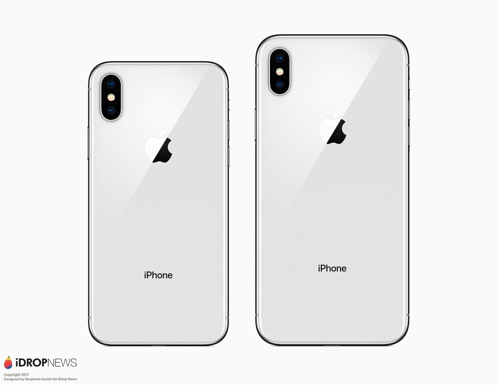 Concept iPhone X Plus