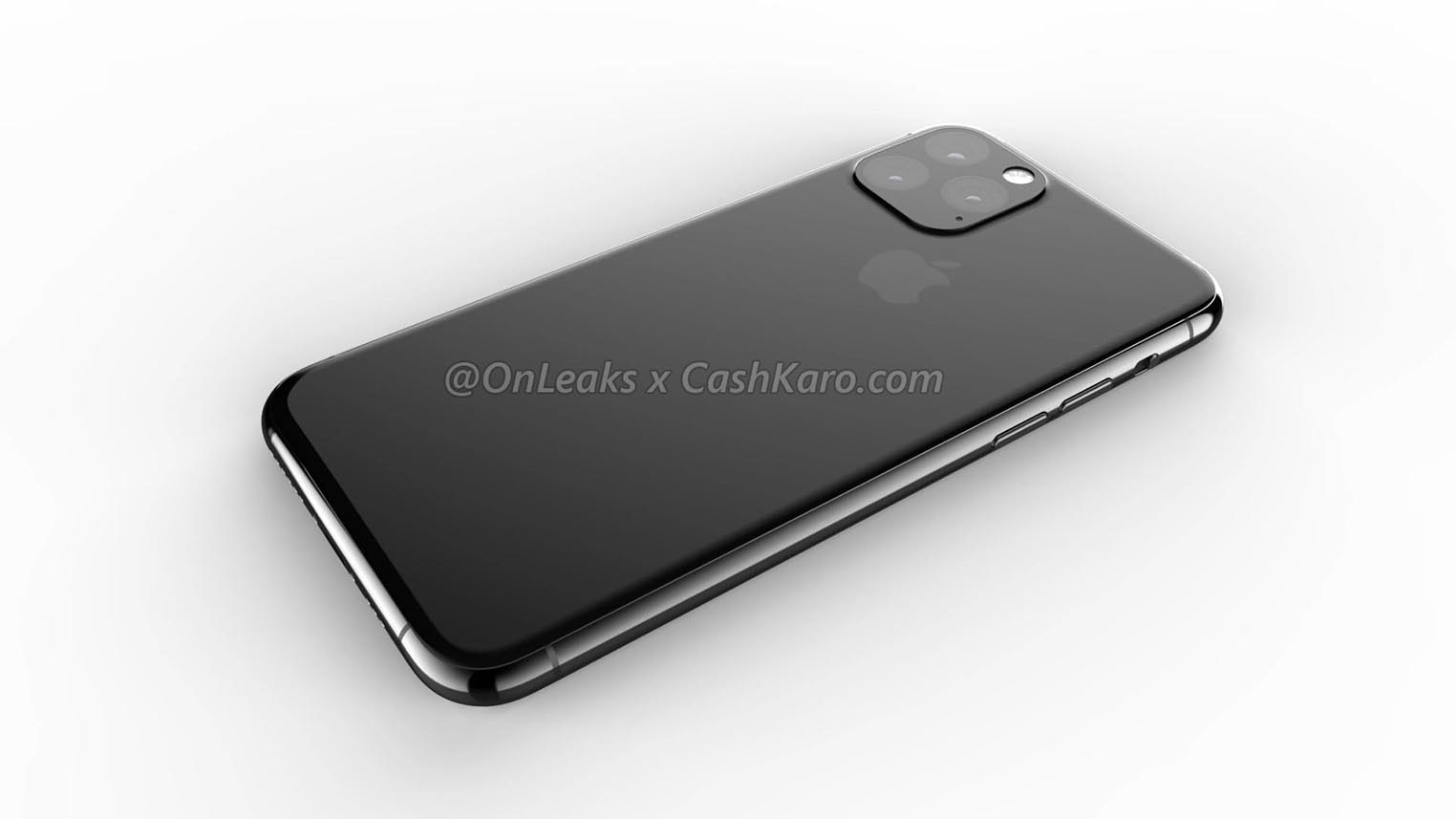 iPhone XI OnLeaks