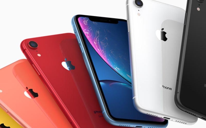 Les iPhone XR à partir de 699 € chez Amazon !