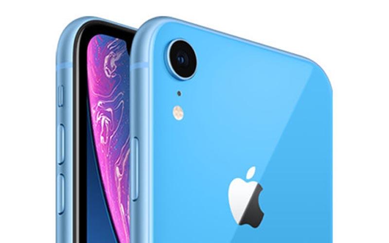 L'iPhone XR bleu à partir de 699 € chez Boulanger