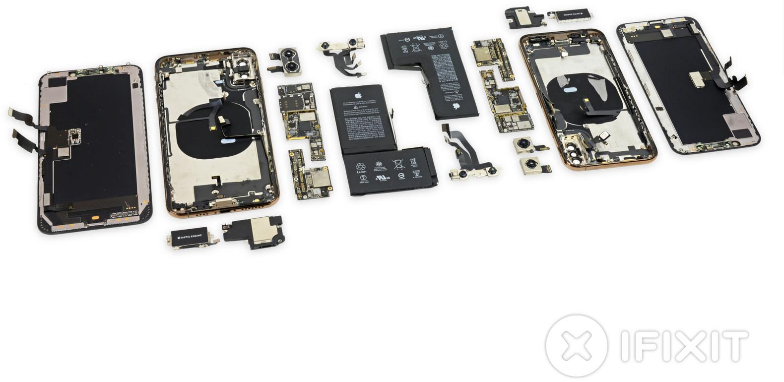 iPhone XS IFixit