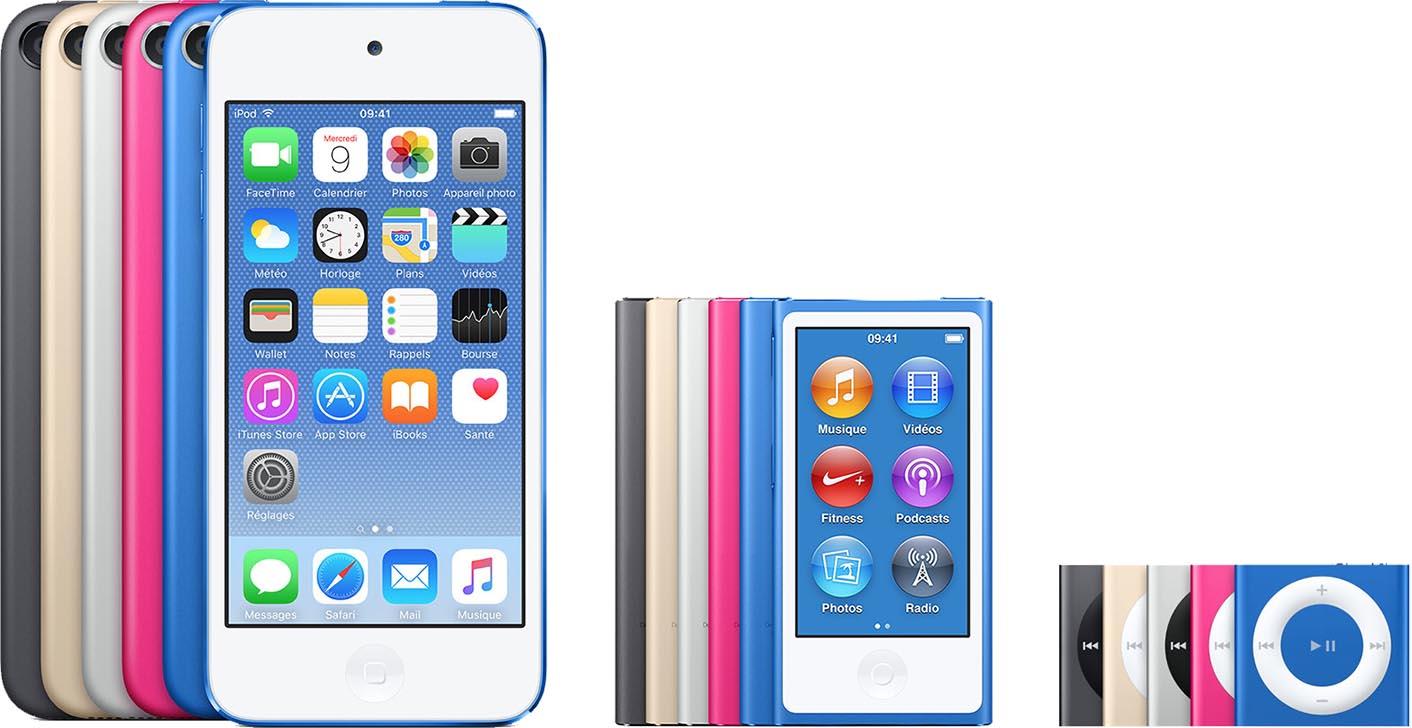 iPod 2016