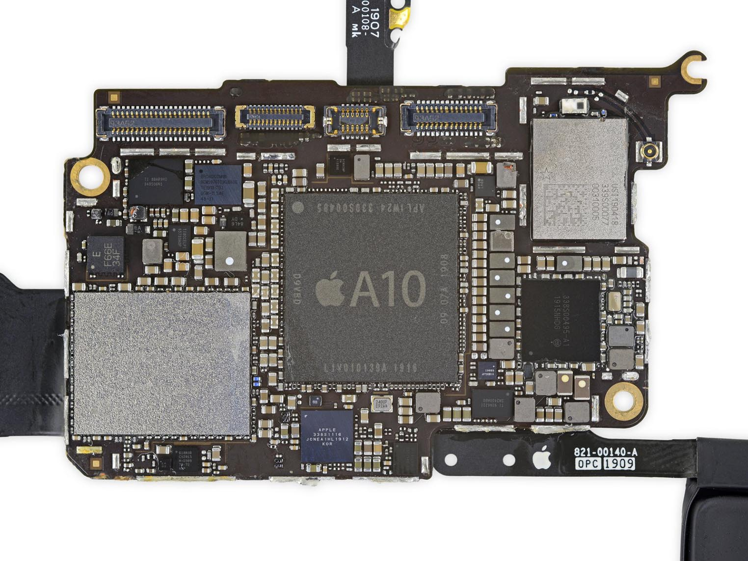 iPod touch 2019 iFixit