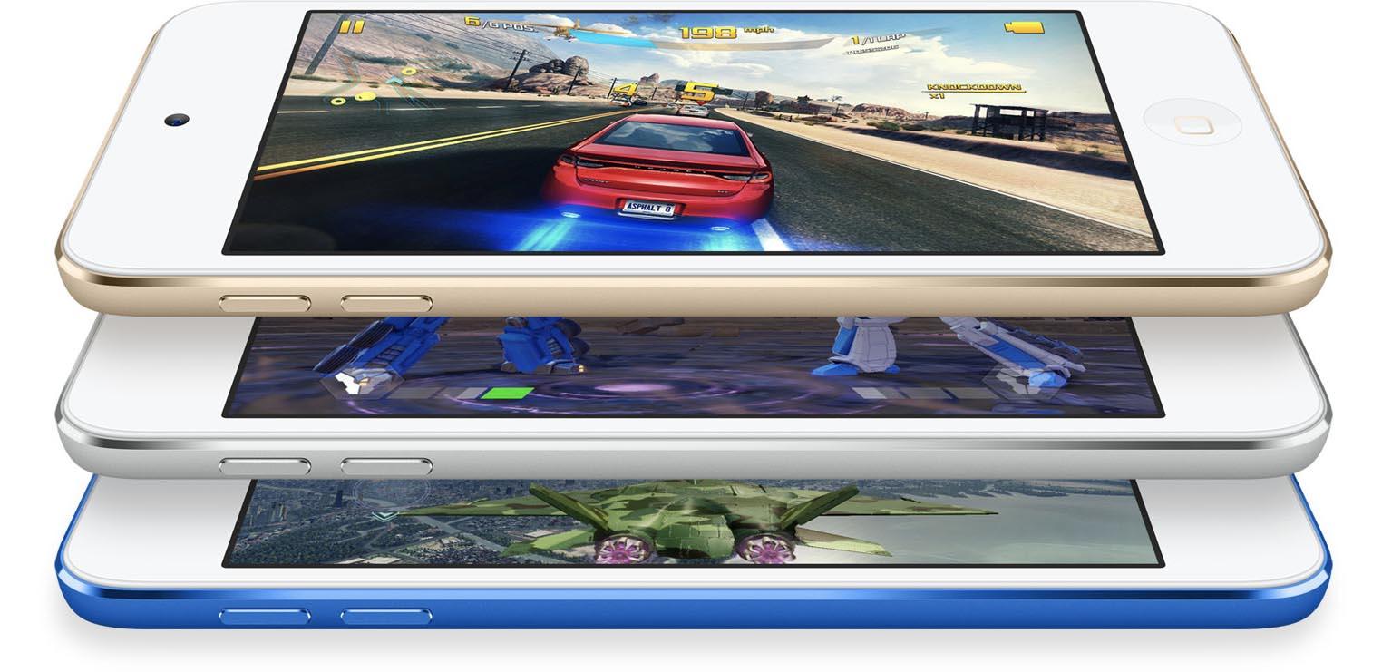 iPod touch sixième génération