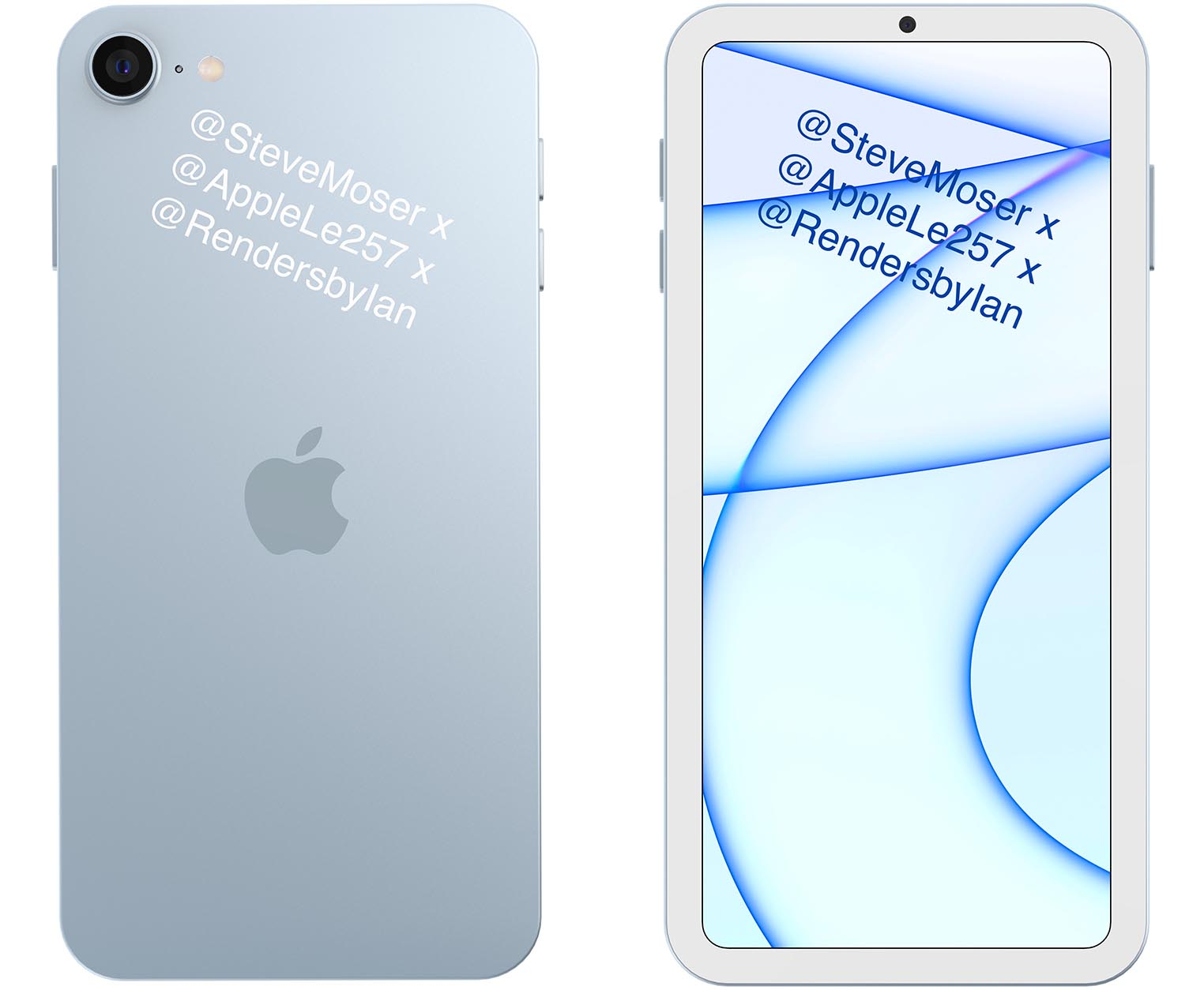 Concept iPod touch 2021