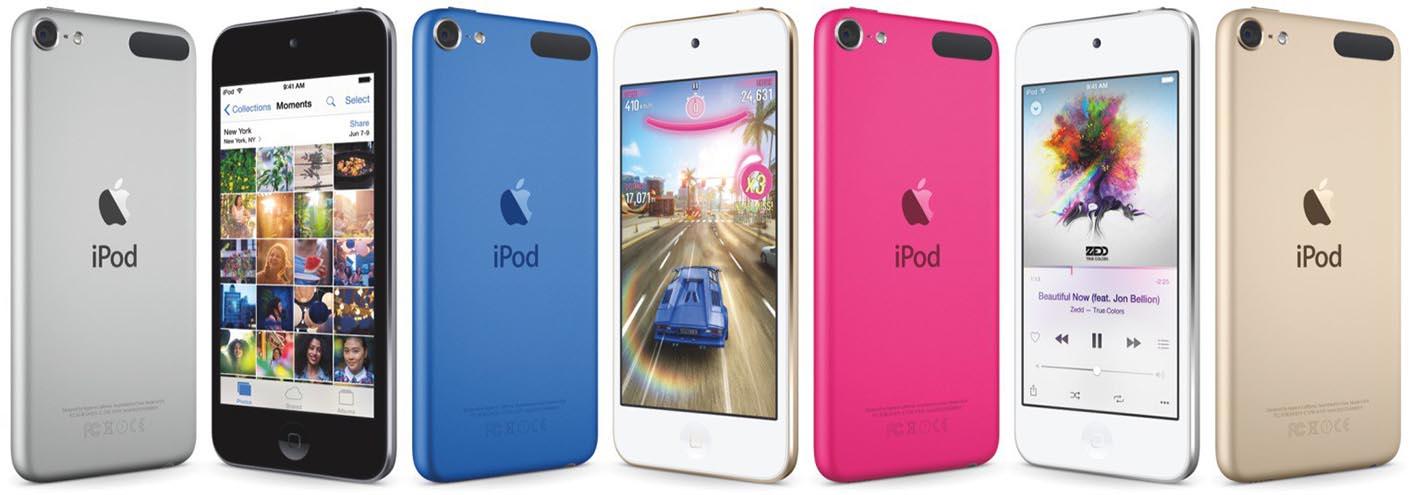 iPod touch 6ème génération