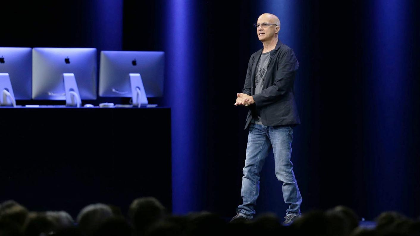 Jimmy Iovine Apple keynote
