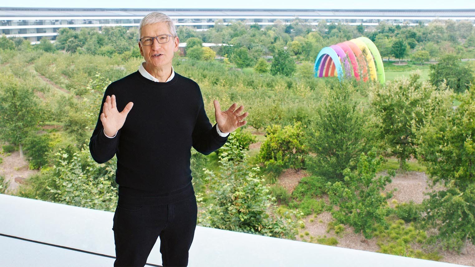 Tim Cook septembre 2020