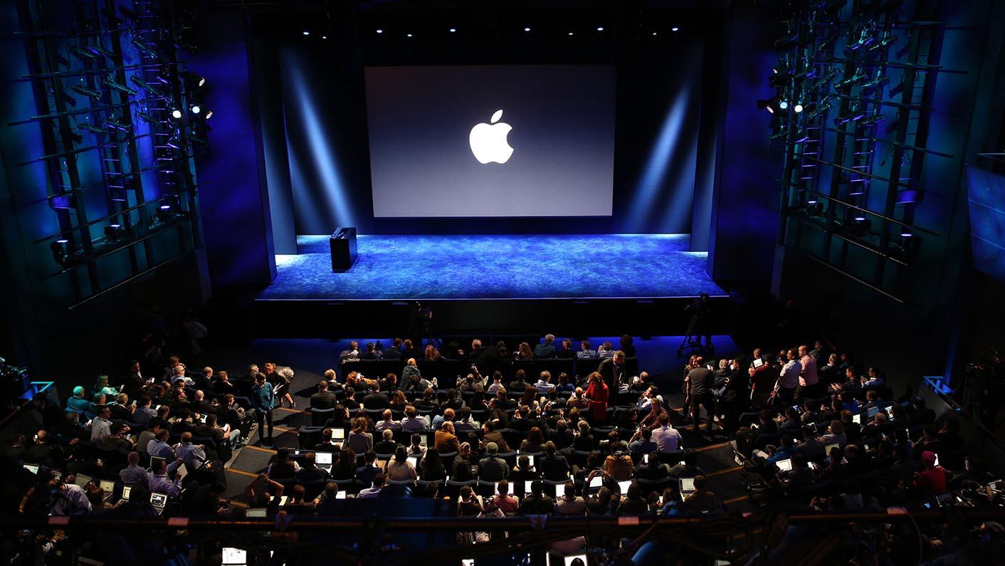 Apple Keynote Yerba Buena Center