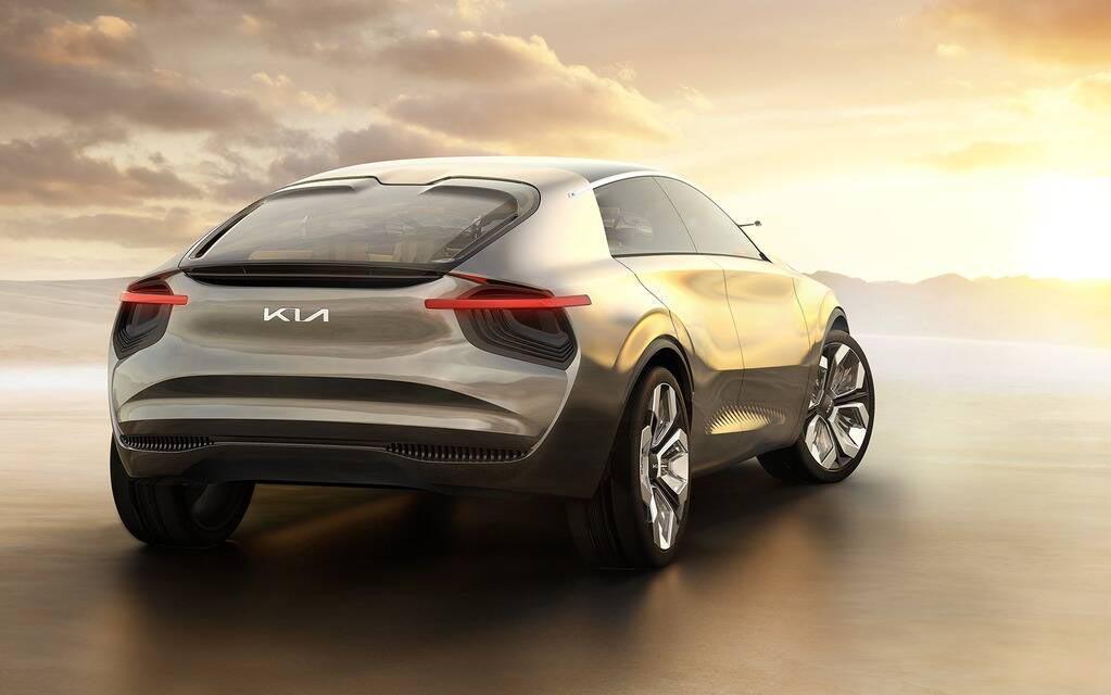Kia nouveau logo