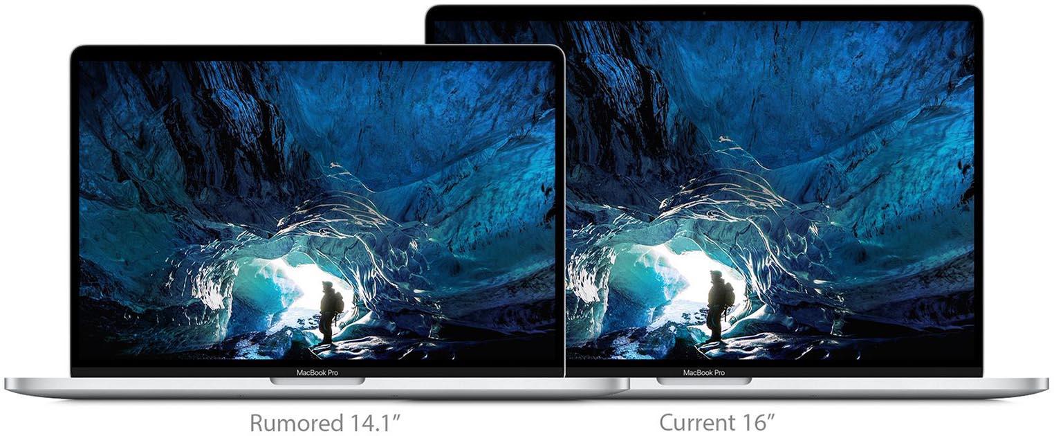 MacBook Pro 14 16 concept