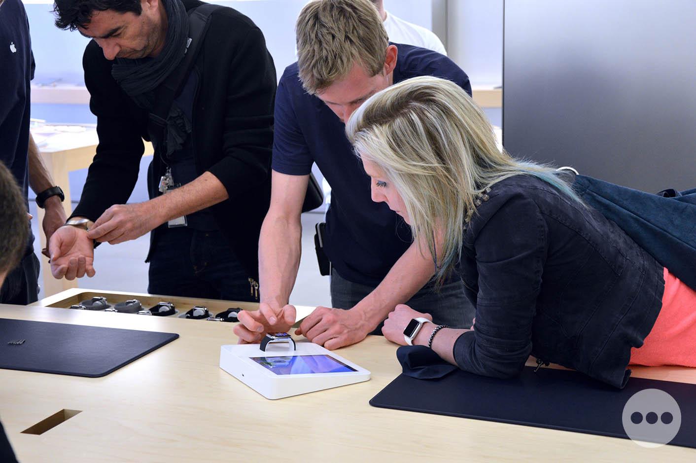 Apple Watch essai