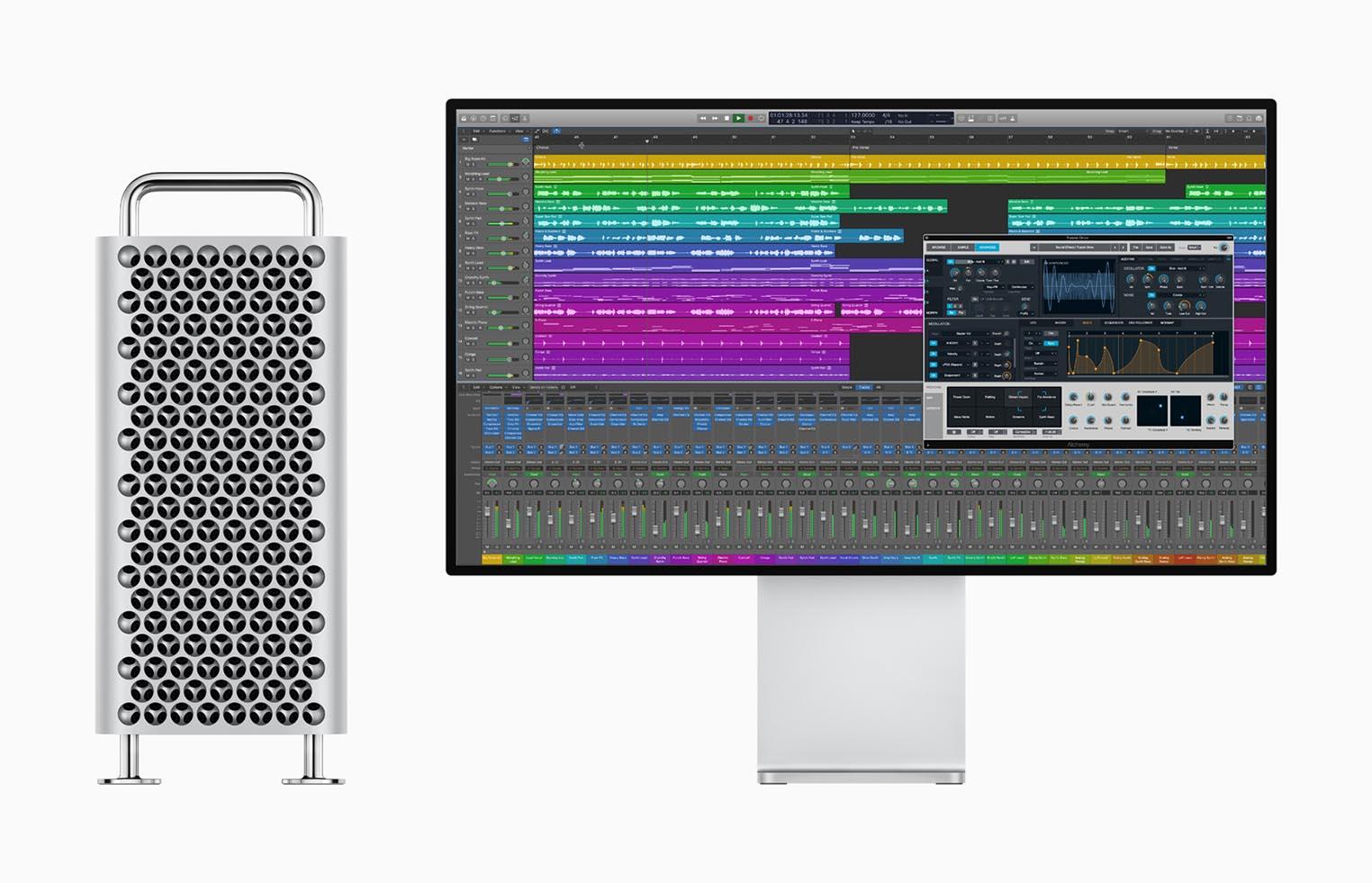 Logic Pro X Mac Pro 2019