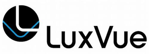Logo LuxVue Technology