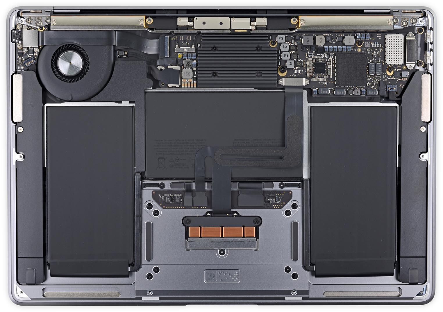 iFixit MacBook Air Intel