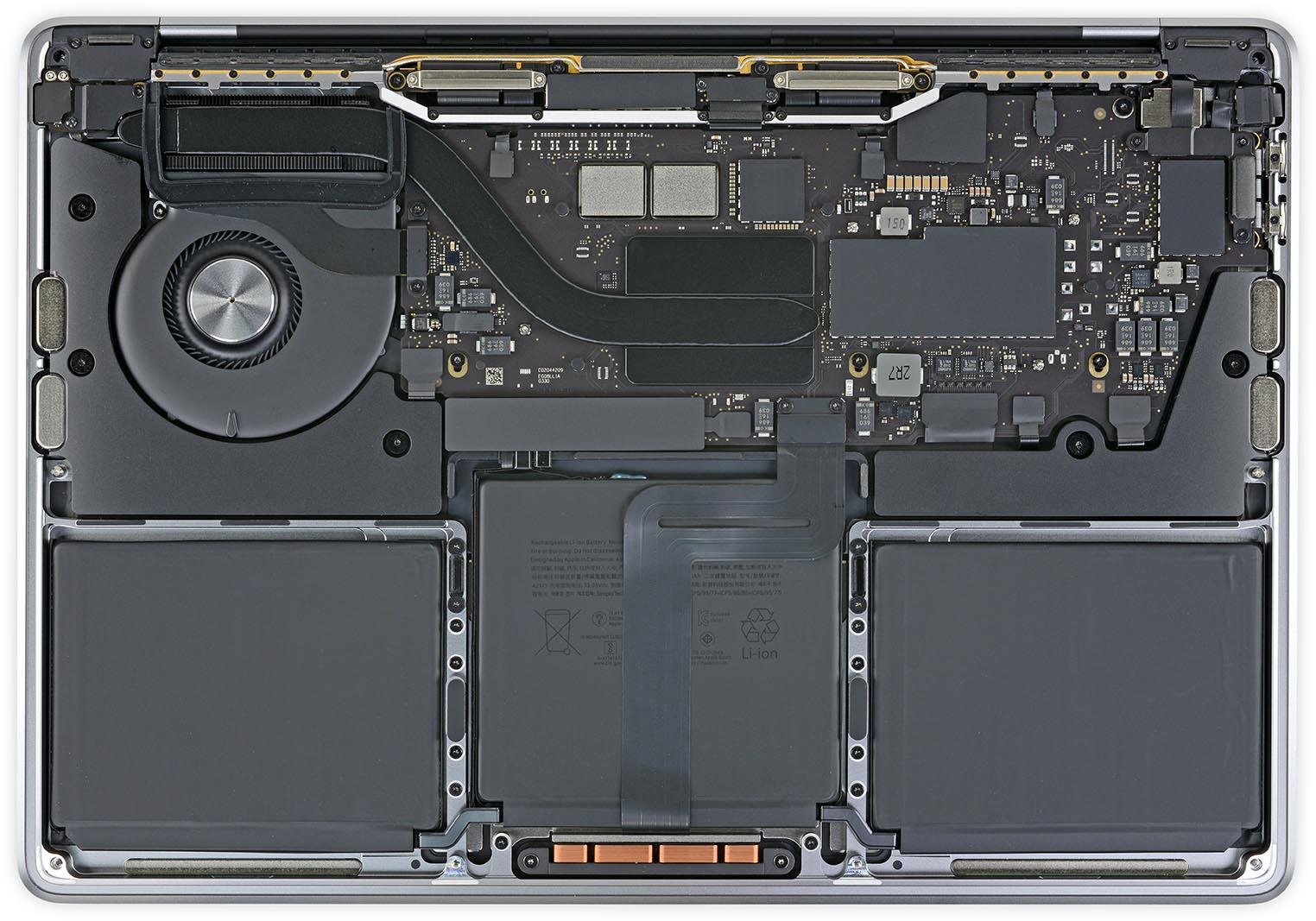 iFixit MacBook Pro Apple M1