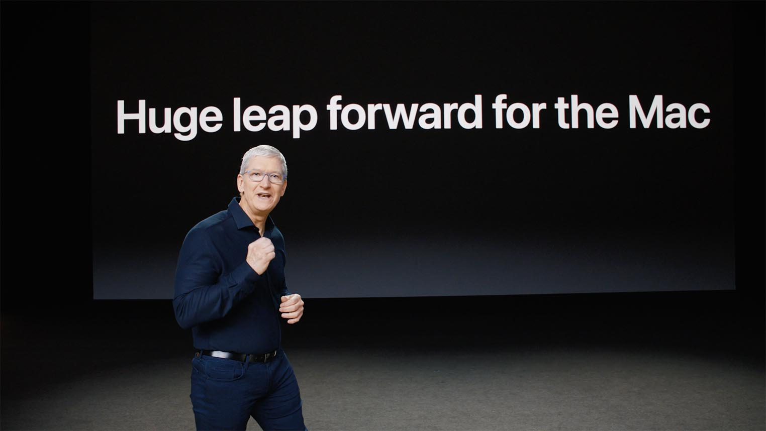 Apple Silicon Huge leap foward for the Mac
