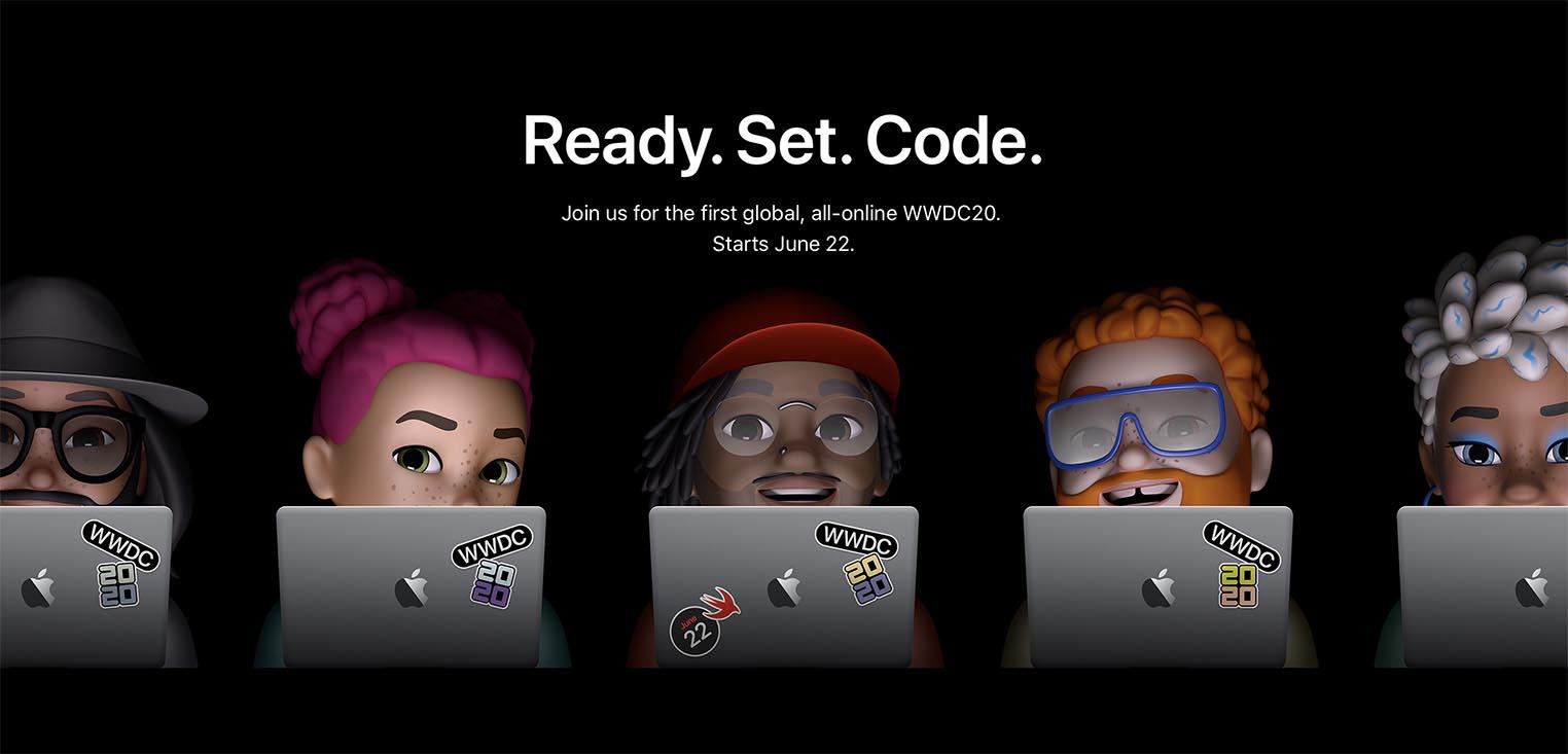 WWDC 2020 Ready Set Code