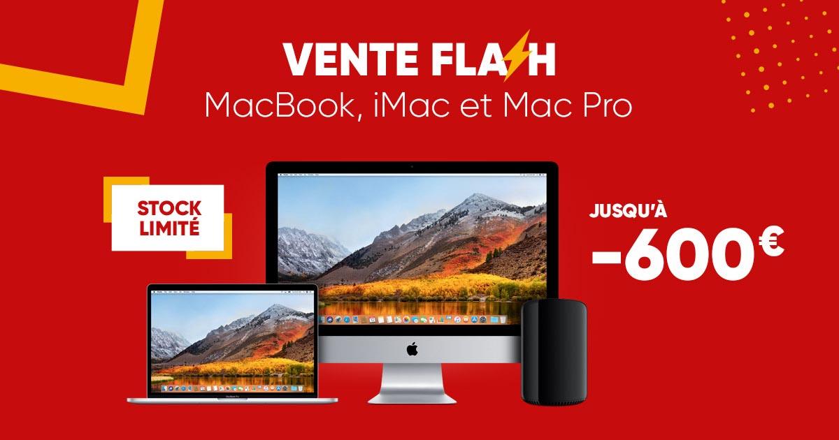 Vente flash Mac Fnac
