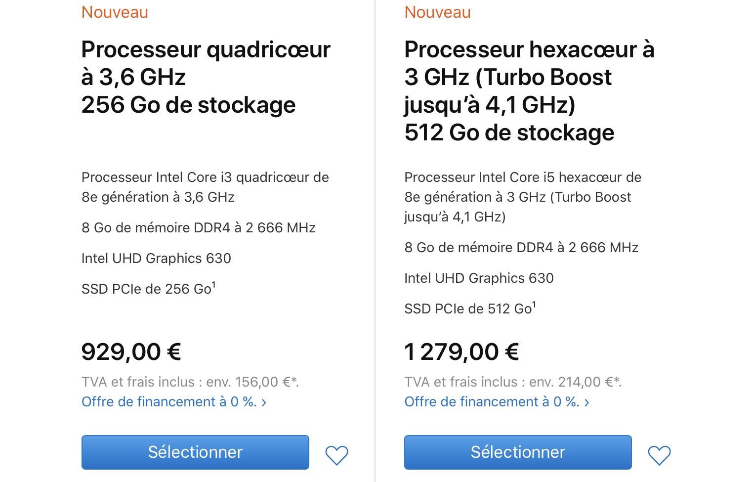 Mac mini 2020 specs