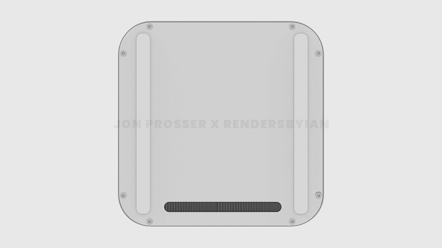 Rendus Mac mini 2021