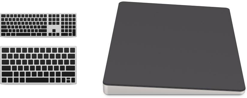 Clavier trackpad Mac Pro 2019