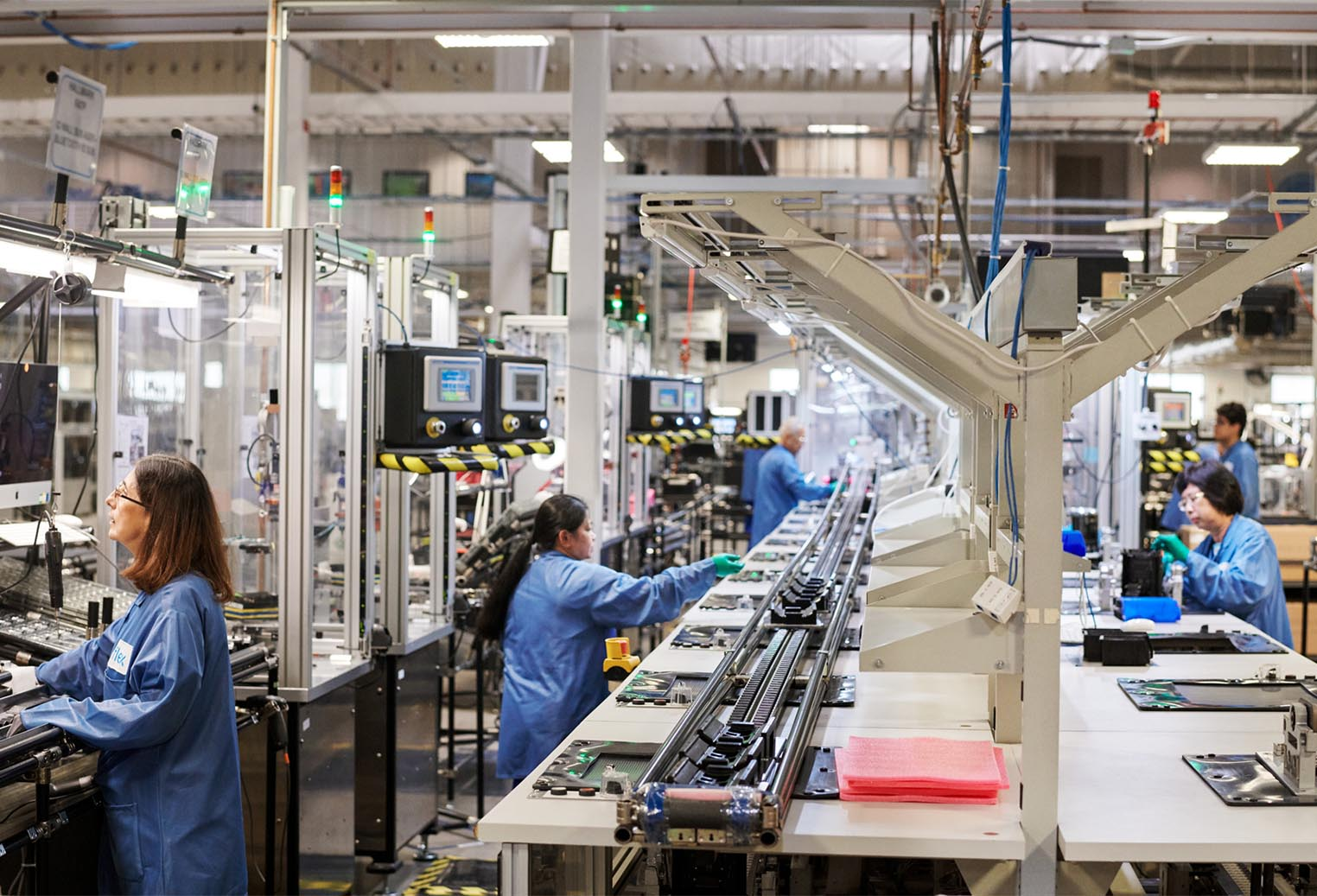 Apple usine Austin Texas