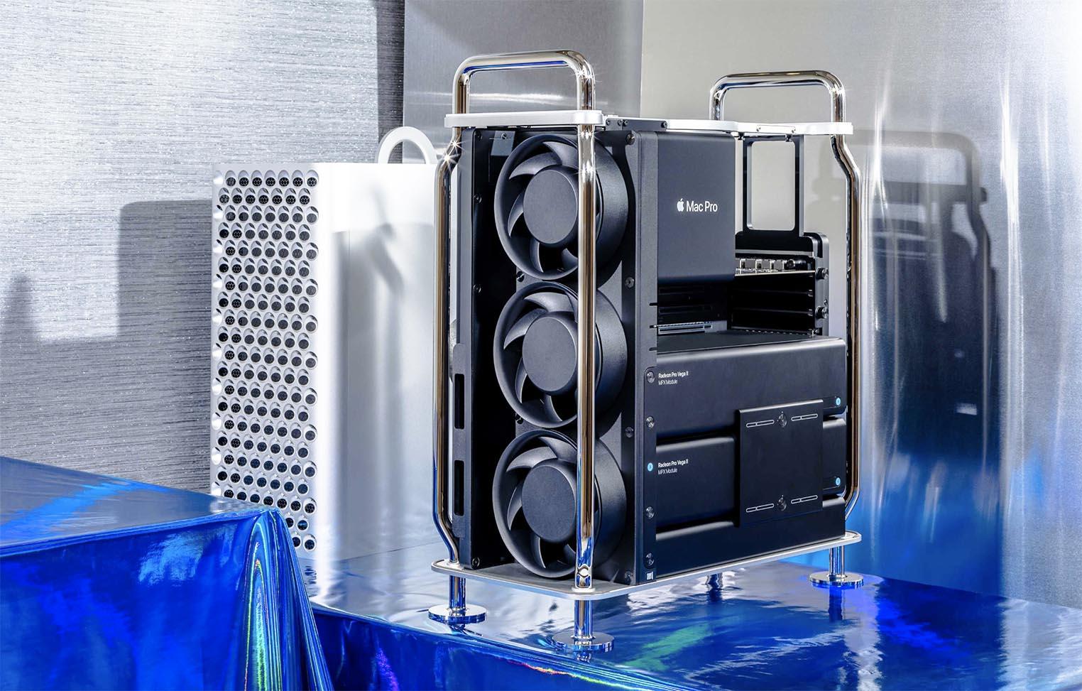 Mac Pro 2019 ventilateurs
