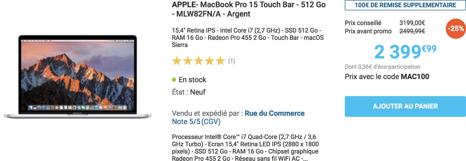 MAC100 Rue du Commerce