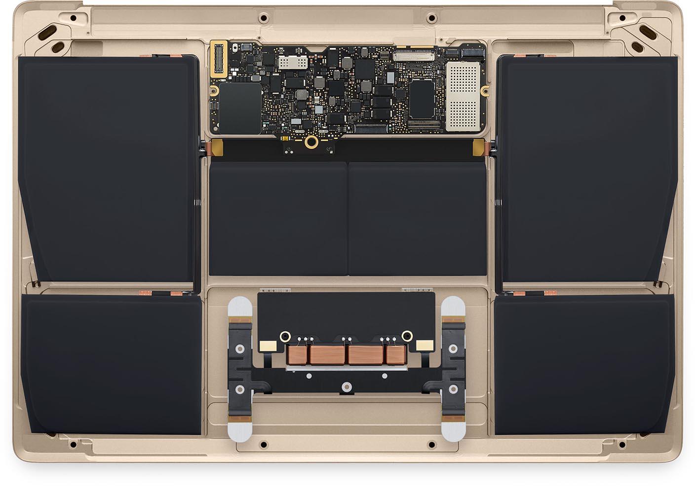Batterie MacBook 12