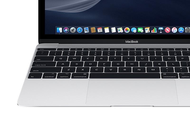 Braderie sur les MacBook 12 pouces