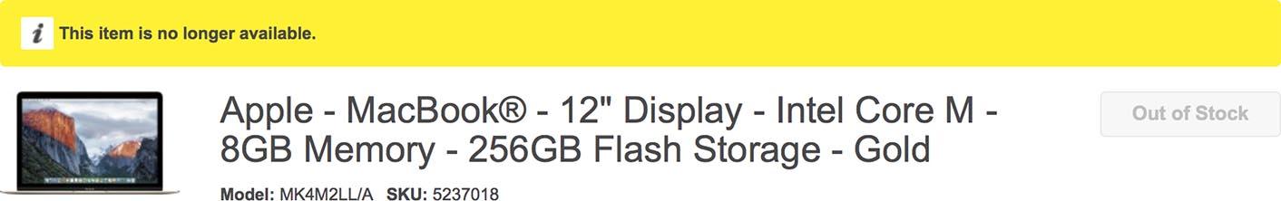 MacBook 12 Best Buy