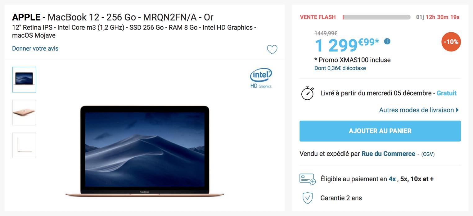 MacBook Rue du Commerce