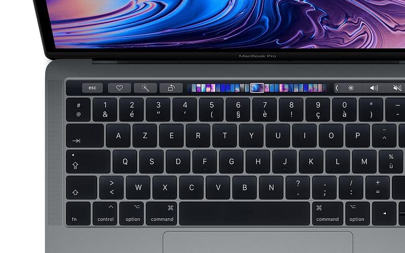 Le MacBook Pro 13,3'' de 2019 à 1 269 € sur le Refurb