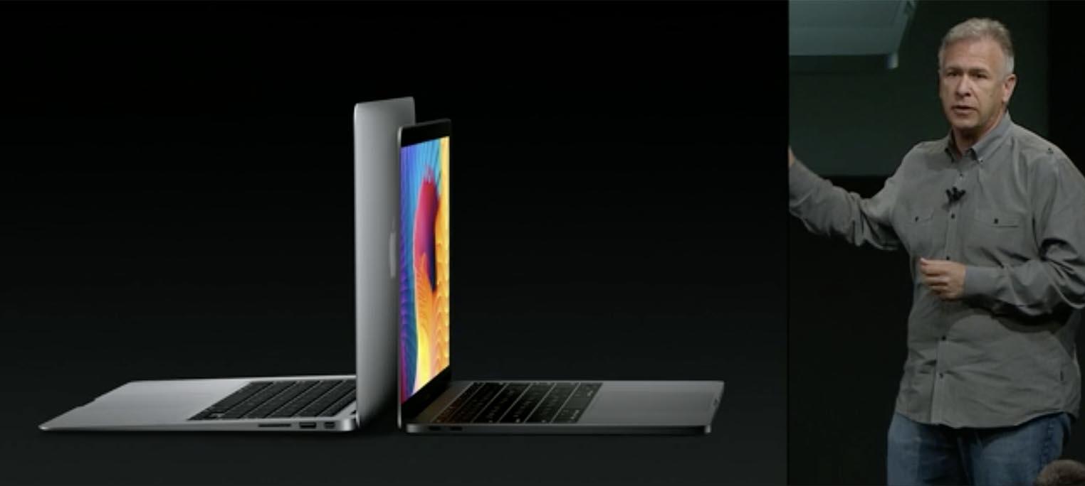 MacBook Air MacBook Pro 13 Phil Schiller