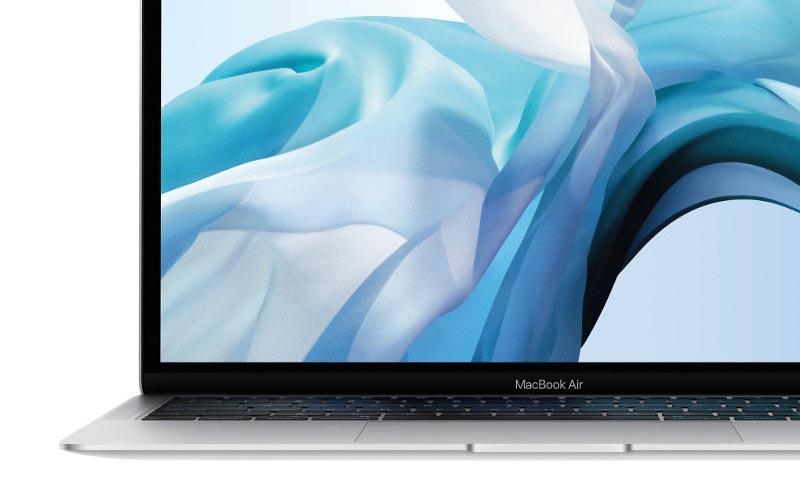 Un MacBook Air de 2019 avec 128 Go à 1 119 €
